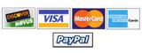 Buy Online - Credit Cards Accepted