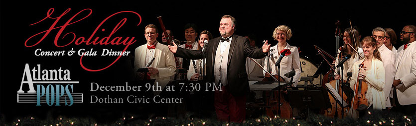 Dothan, AL Holiday Concert and Gala