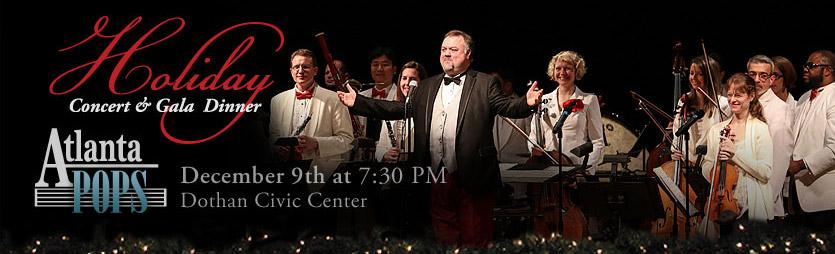 Dothan, AL Holiday Concert and Gala