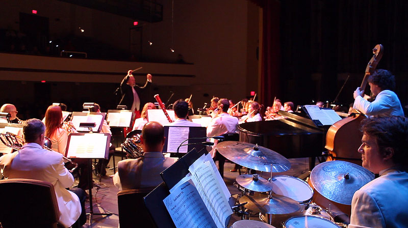 The Atlanta Pops Orchestra at the Dixie Carter Performing Arts Center in Huntington, TN