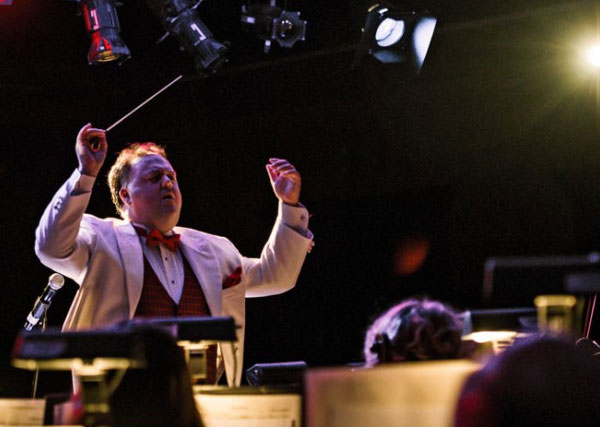 Jason Altieri becomes Music Director and Conductor of the Atlanta Pops Orchestra - 2010