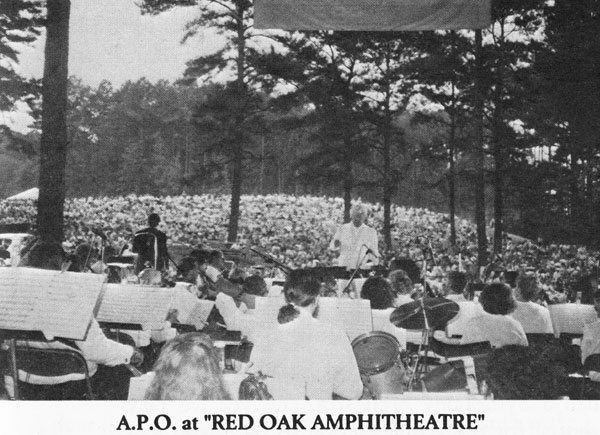 Red Oak Amphitheatre