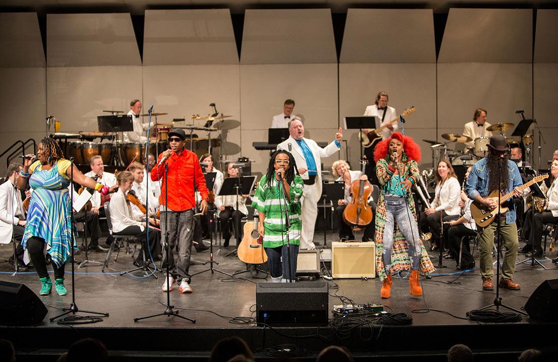 Arrested Development at the Atlanta Pops Orchestra 70th Anniversary Gala