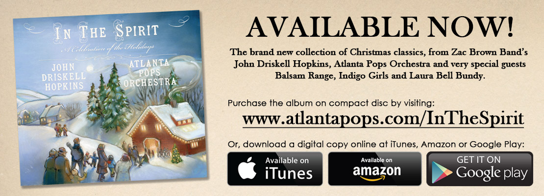 In The Spirit: A Celebration of the Holidays - Available Now!