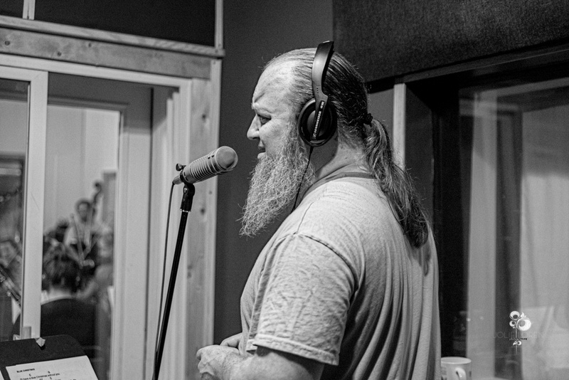 John Driskell Hopkins & Atlanta Pops Orchestra - In The Spirit: A Celebration of the Holidays recording session - August 2 & 3, 2015 - Photo by Jolie Loren Photography