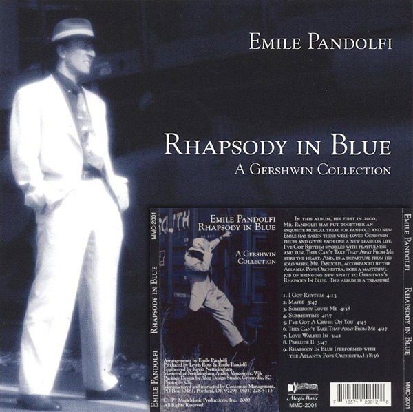 Emile Pandolphi – Rhapsody in Blue