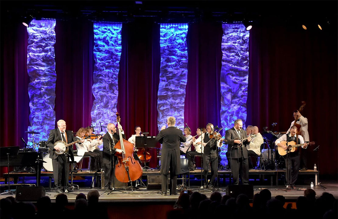 Balsam Range & Atlanta Pops Orchestra Ensemble - Art of Music Festival 2016