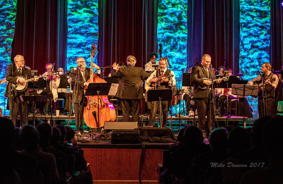 Balsam Range & Atlanta Pops Orchestra Ensemble - Art of Music Festival 2017