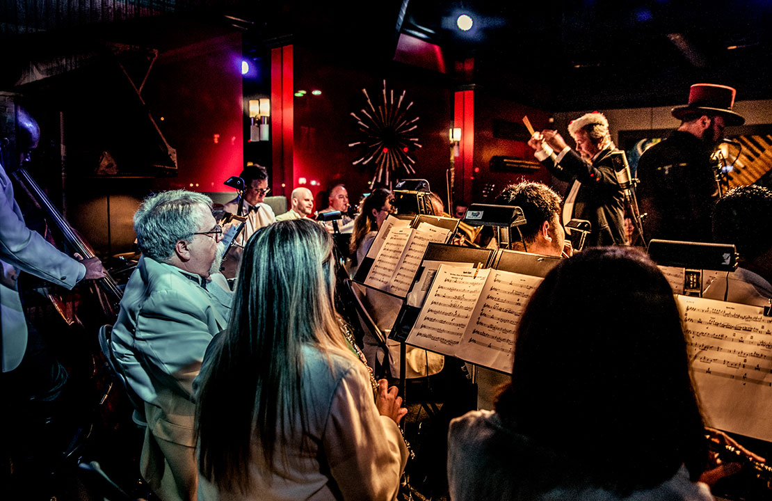 John Driskell Hopkins & Atlanta Pops Orchestra Ensemble