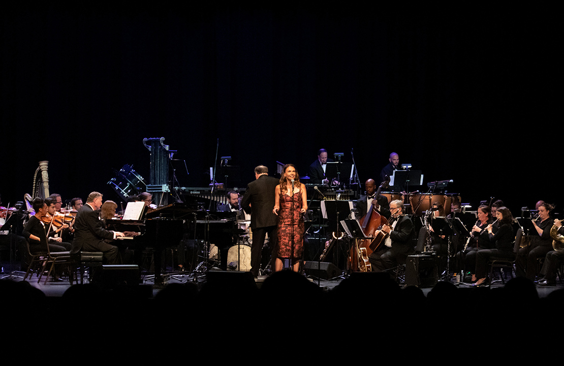 Sutton Foster with Atlanta Pops Orchestra
